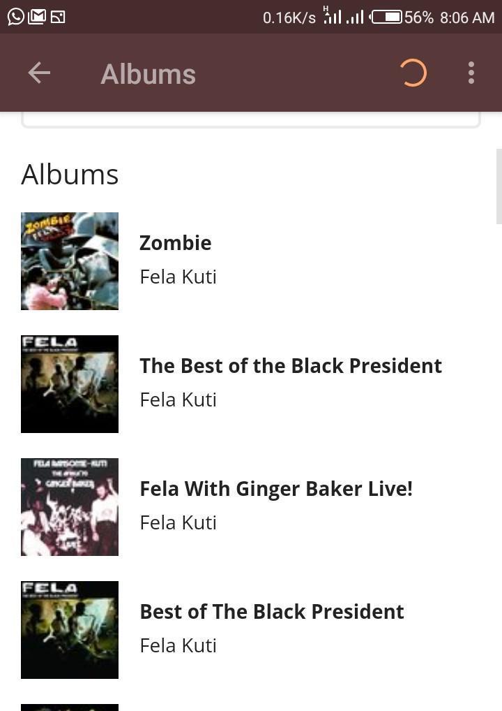 Fela Kuti Music and Lyrics for Android - APK Download