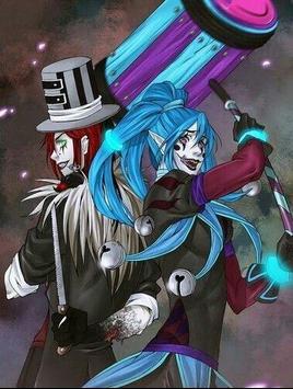 Creepypasta Anime Wallpapers screenshot 1
