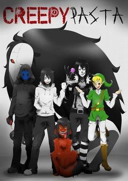 Creepypasta Anime Wallpapers screenshot 6