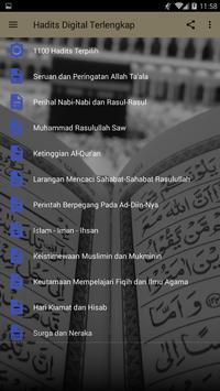 Hadits Digital Terlengkap screenshot 5