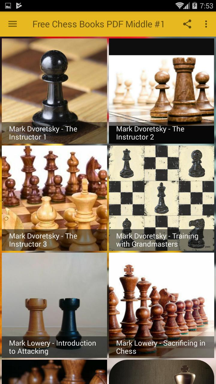 Free chess books pdf (middlegame #1) ♟️ for android apk download.