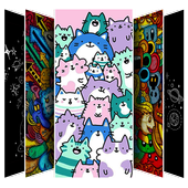 Doodle Art Wallpapers icon