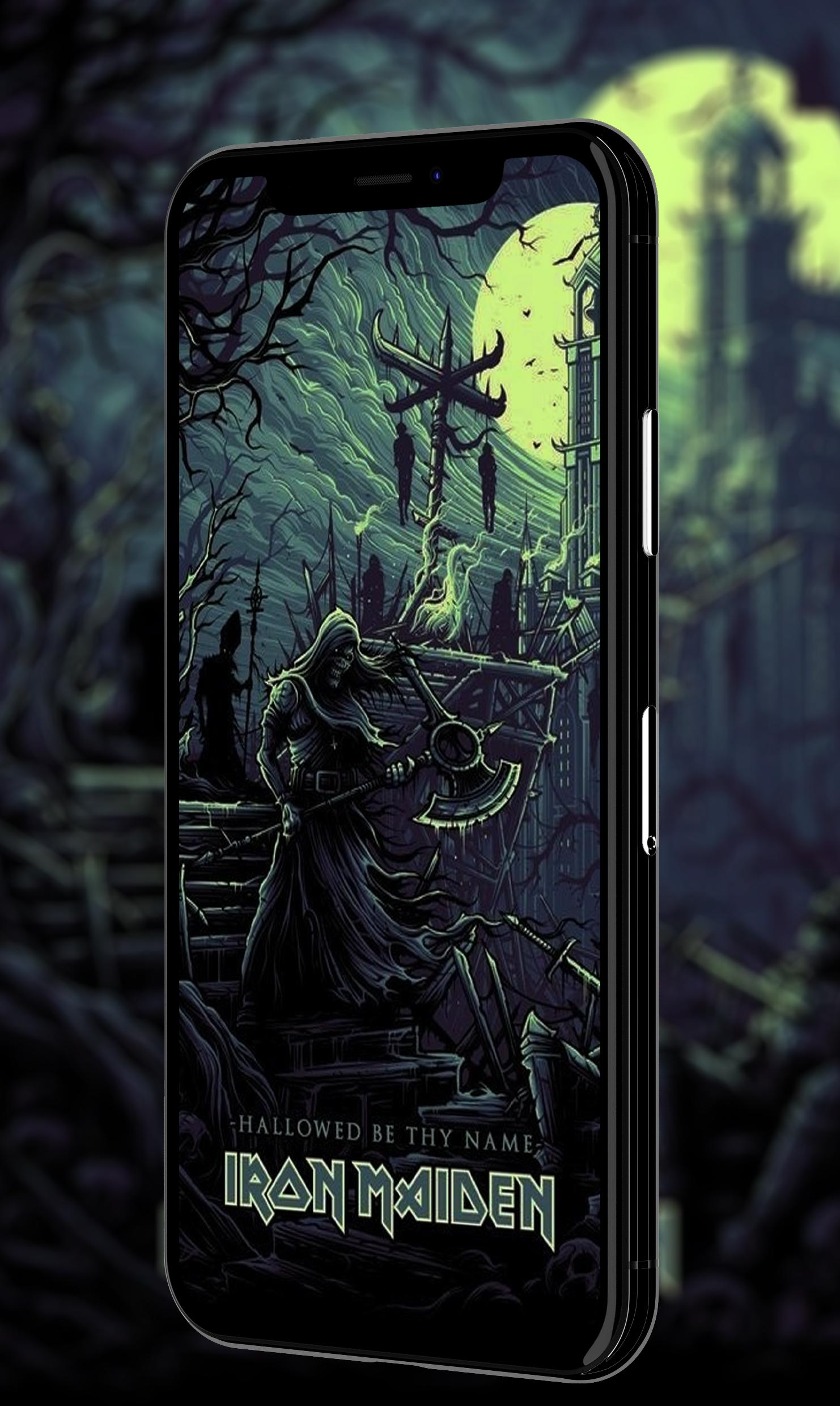 Heavy Metal Rock Wallpapers For Android Apk Download