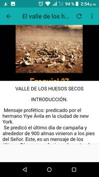 Valle de los Huesos Secos screenshot 1
