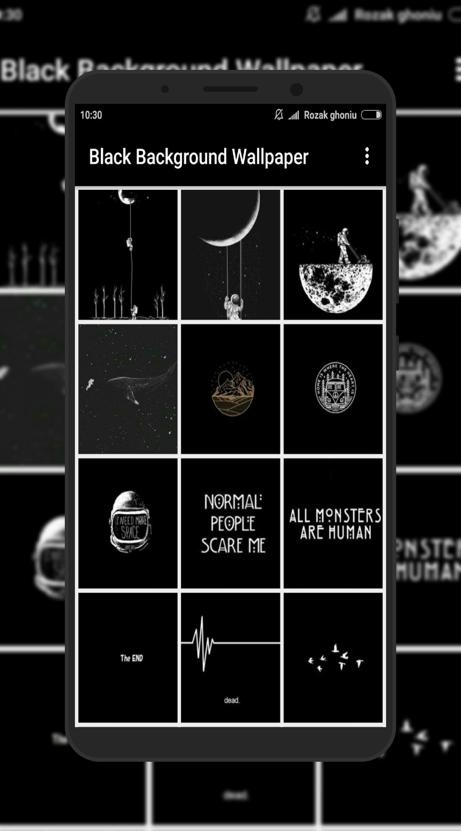 Black Background S Wallpaper For Android Apk Download