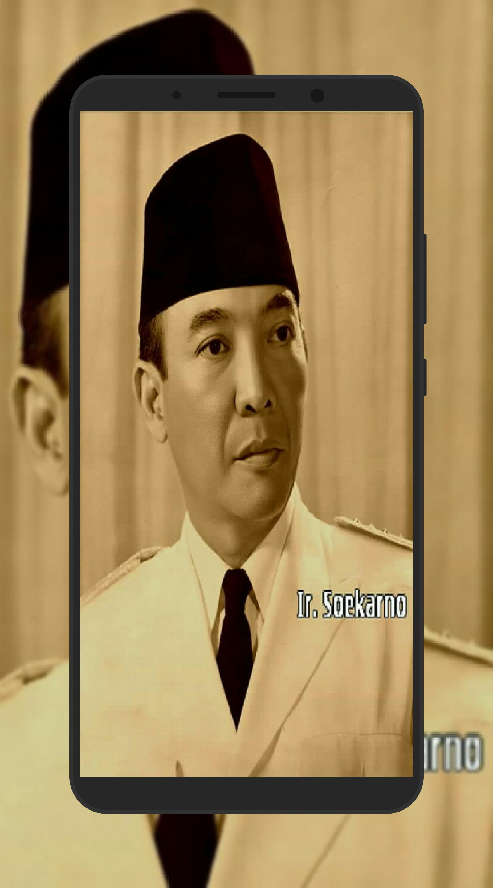 Soekarno Wallpaper For Android Apk Download