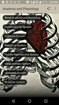 Anatomy and Physiology poster