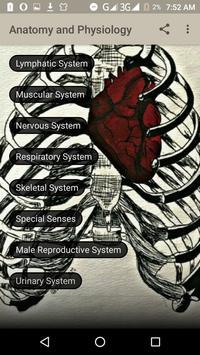 Anatomy and Physiology screenshot 1