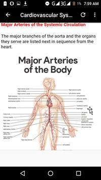 Anatomy and Physiology screenshot 2