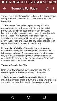 Tumeric Body Scrub screenshot 3