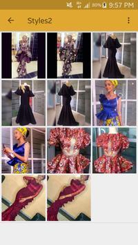 Hausa Fashion Styles poster