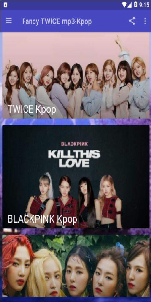 Fancy TWICE mp3-Kpop for Android - APK Download