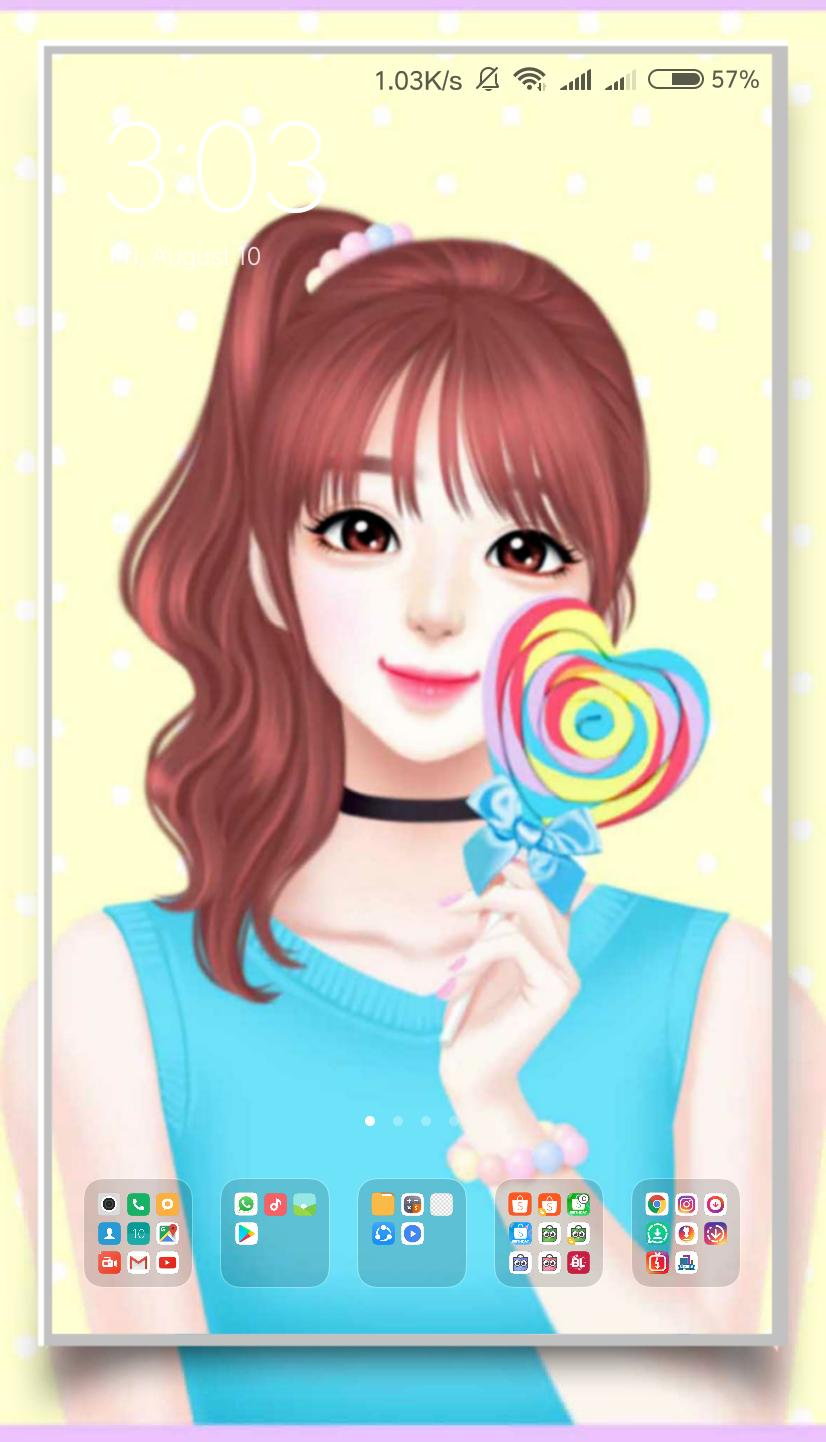 Lovely Cute Laura Wallpaper For Android APK Download