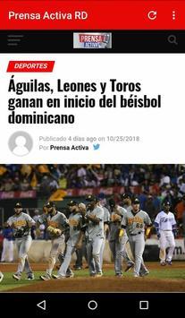 Prensa Xtrema RD poster