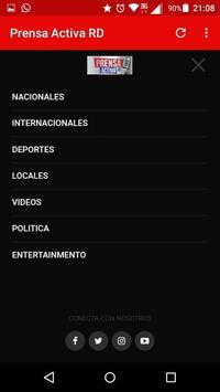 Prensa Xtrema RD screenshot 1