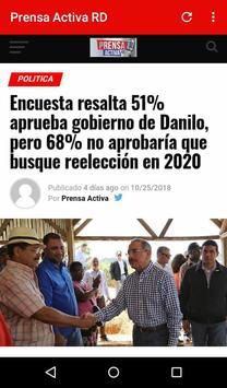 Prensa Xtrema RD screenshot 2