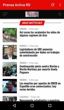 Prensa Xtrema RD screenshot 6