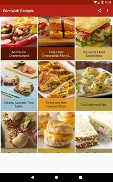 Sandwich Recipes screenshot 14