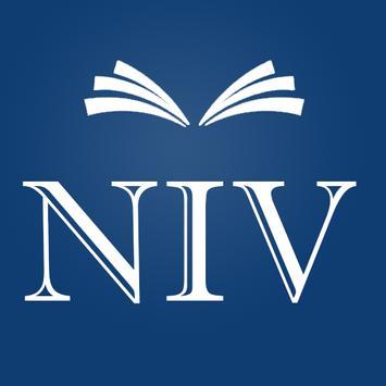NIV Study Bible poster