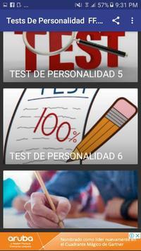 Pruebas De Personalidad FF.AA poster