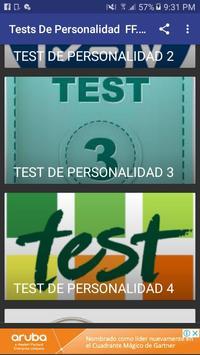 Pruebas De Personalidad FF.AA screenshot 1