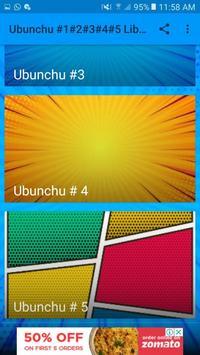 Ubunchu #1#2#3#4#5 Libros Gratis screenshot 1