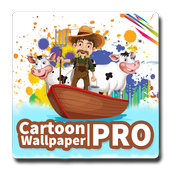 Cartoon Wallpaper Pro icon