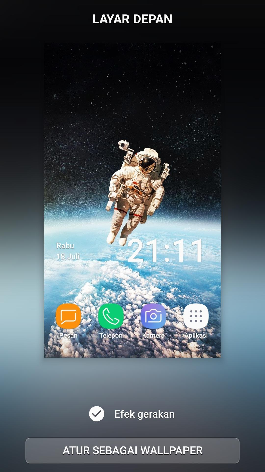 Astronaut Wallpapers For Android APK Download