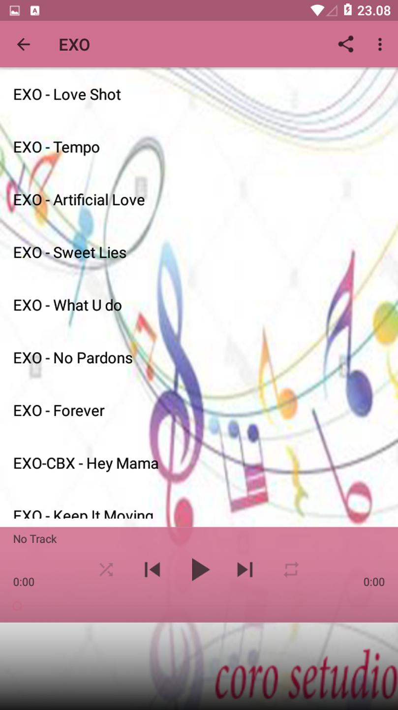EXO 엑소 'Love Shot' MP3 for Android - APK Download