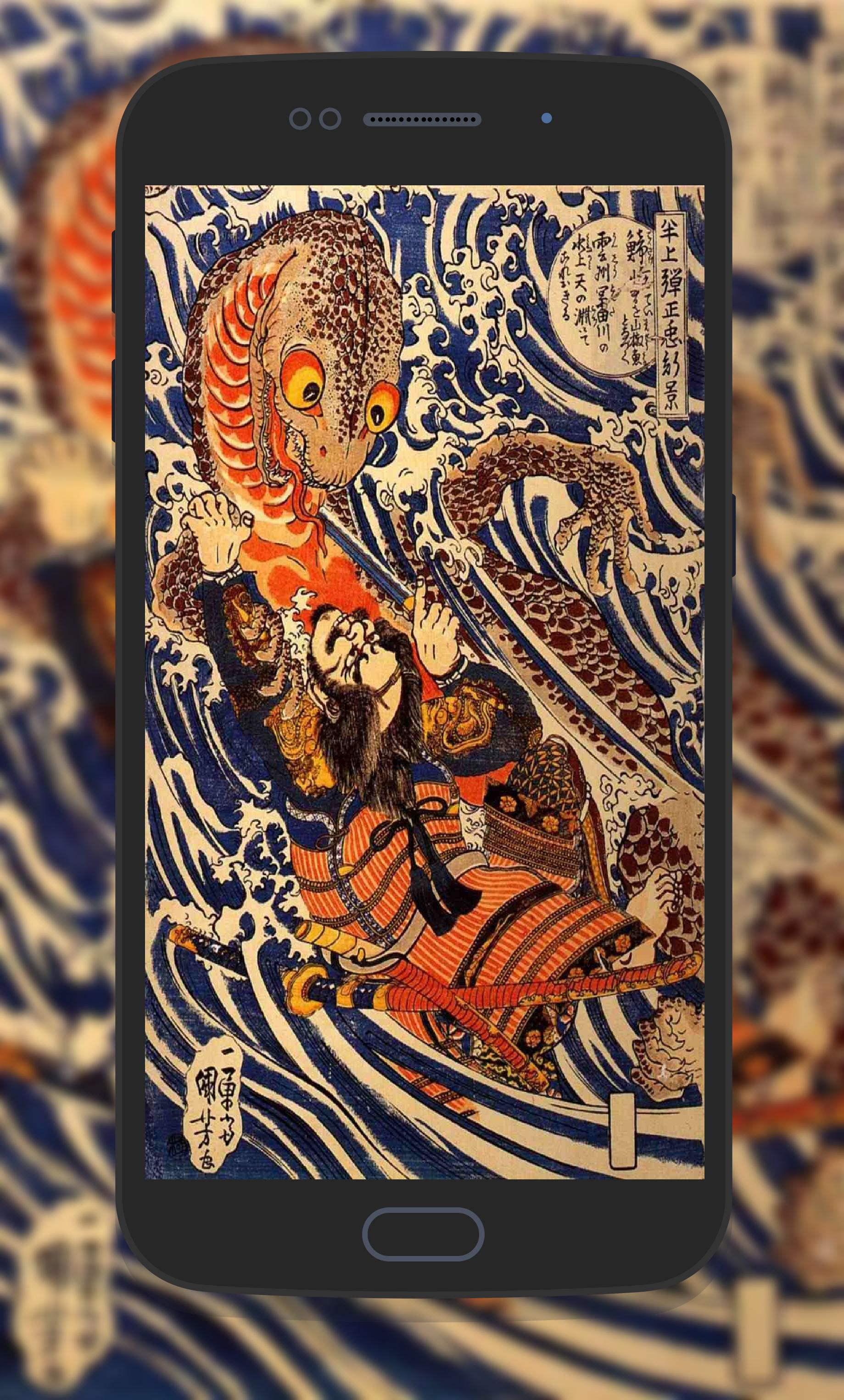 Japanese Art Wallpaper For Android Apk Download