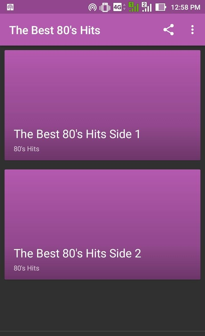 The Best 80's Hits Offline for Android - APK Download