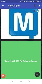 RADIO ONLINE 24 JAM NONSTOP screenshot 3