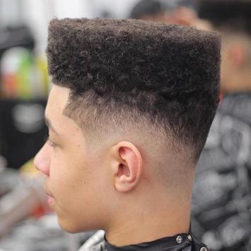 Top Black Mens Haircuts 2019 screenshot 7