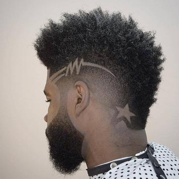 Top Black Mens Haircuts 2019 screenshot 4