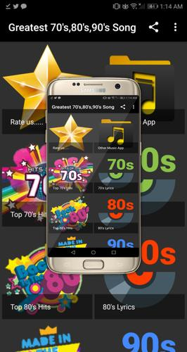 Download Greatest Song Of The 70s 80s 90s 10 Android APK