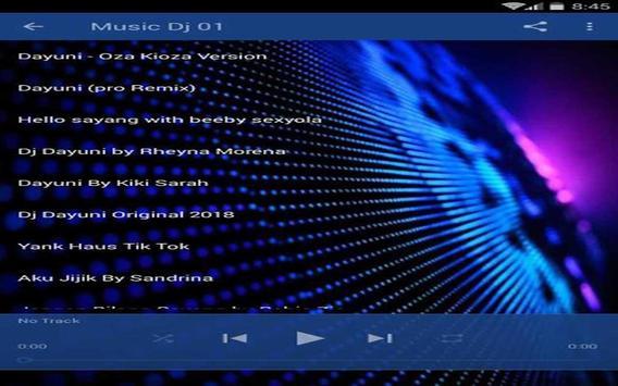 Dayuni Dj Collection screenshot 5