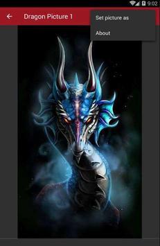 Amazing Dragon Wallpaper screenshot 3
