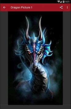 Amazing Dragon Wallpaper screenshot 1