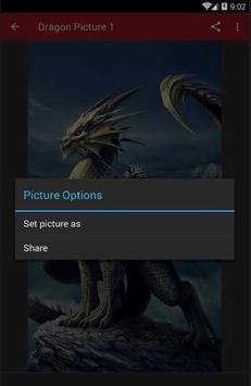 Amazing Dragon Wallpaper screenshot 2