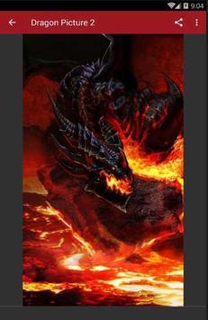 Amazing Dragon Wallpaper screenshot 4