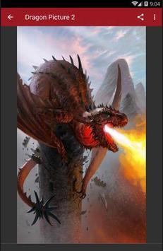 Amazing Dragon Wallpaper screenshot 5
