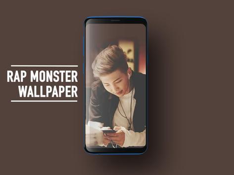 BTS Rap Monster Wallpapers KPOP Fans HD poster
