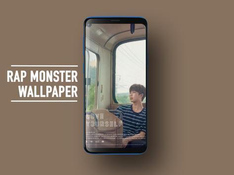 BTS Rap Monster Wallpapers KPOP Fans HD screenshot 7