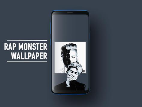 BTS Rap Monster Wallpapers KPOP Fans HD screenshot 5