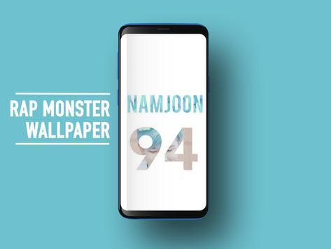 BTS Rap Monster Wallpapers KPOP Fans HD screenshot 6