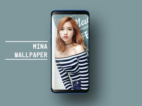 Twice Mina Wallpapers KPOP Fans HD poster