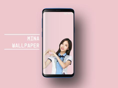 Twice Mina Wallpapers KPOP Fans HD screenshot 2