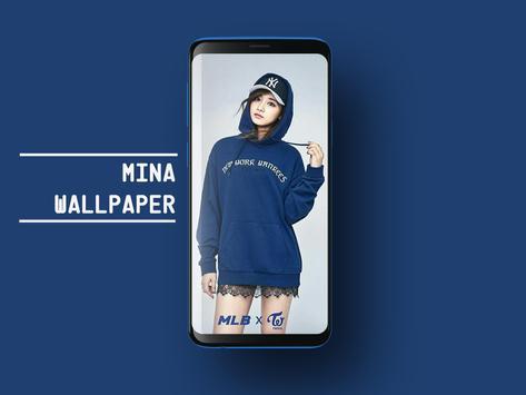 Twice Mina Wallpapers KPOP Fans HD screenshot 7
