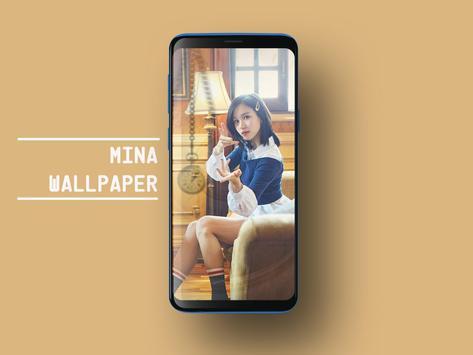 Twice Mina Wallpapers KPOP Fans HD screenshot 5