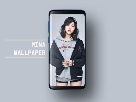 Twice Mina Wallpapers KPOP Fans HD screenshot 6